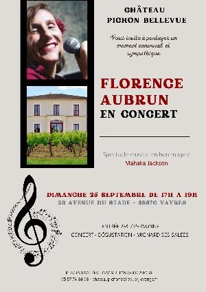 Concert Chorale et dégustation