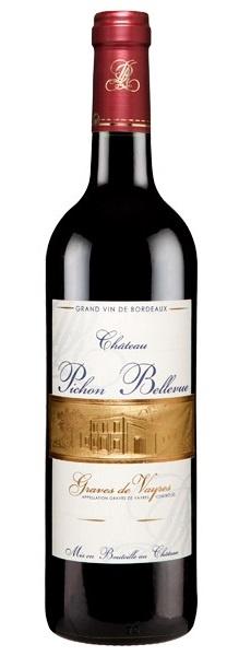 Château Pichon Bellevue - rouge
