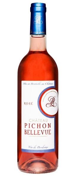 Château Pichon Bellevue - rosé